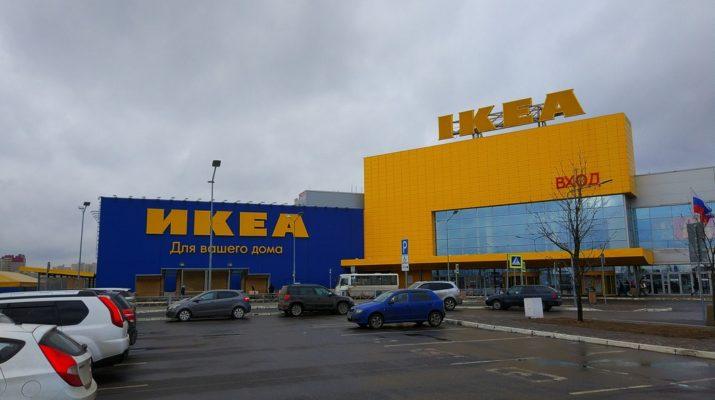 Третий магазин ИКЕА появится в Санкт-Петербурге до 2019 года