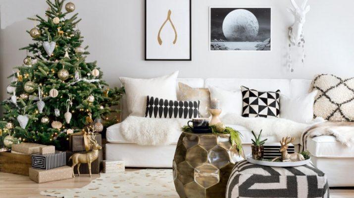 Новогодние елки IKEA