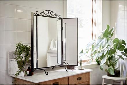 Зеркало настольное Кармсунд