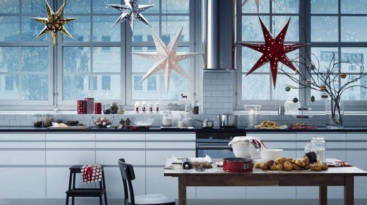 Новогодние товары IKEA