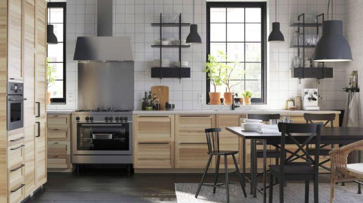 Кухни ИКЕА в интерьере: 100 фото лучших дизайнерских решений