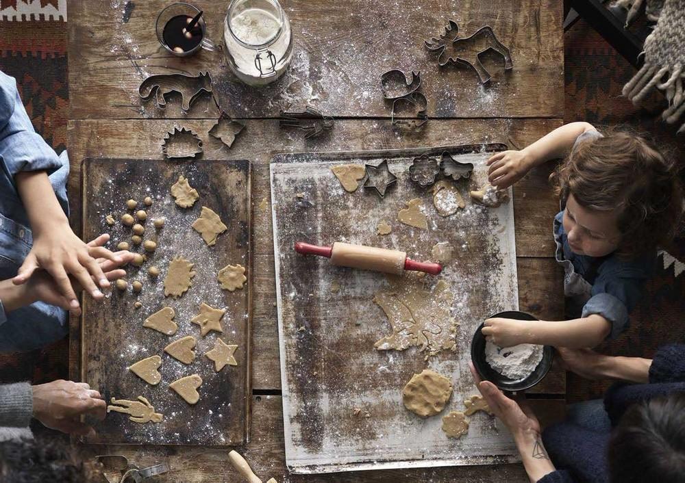 Рецепт имбирного печенья как в ИКЕЕ