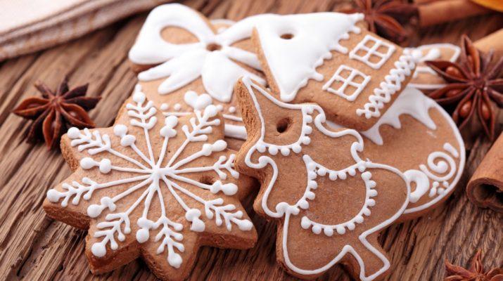Рецепт имбирного печенья как в ИКЕА