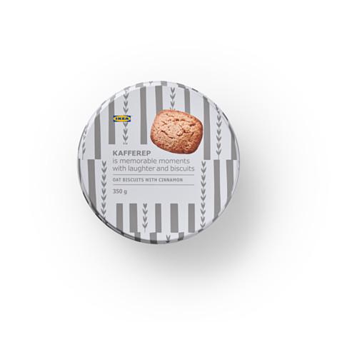 КАФЕРЕП, Овсяное печенье с корицей, 279 руб.