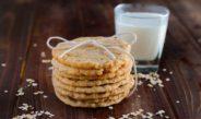Овсяное печенье как в ИКЕА: рецепт с фото