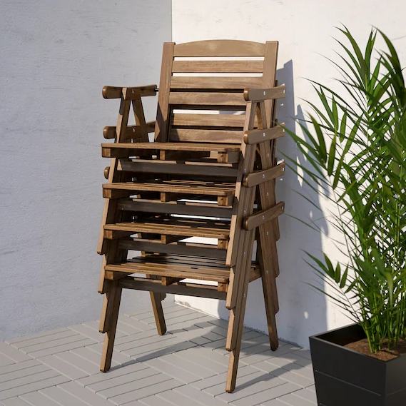 Садовая мебель из каталога ИКЕА Индия