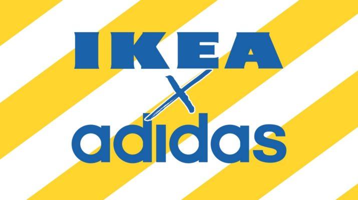 ИКЕА рассказала о коллаборациях с Lego и Adidas