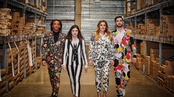 IKEA выпустила свою коллекцию одежды
