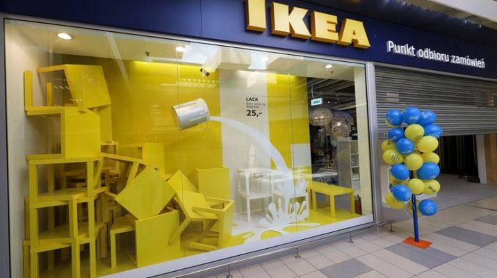 ИКЕА открылась в Белостоке: заказать товары можно онлайн и забрать в пункте выдачи