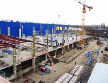 Руководство IKEA не будет строить гипермаркет вблизи столице