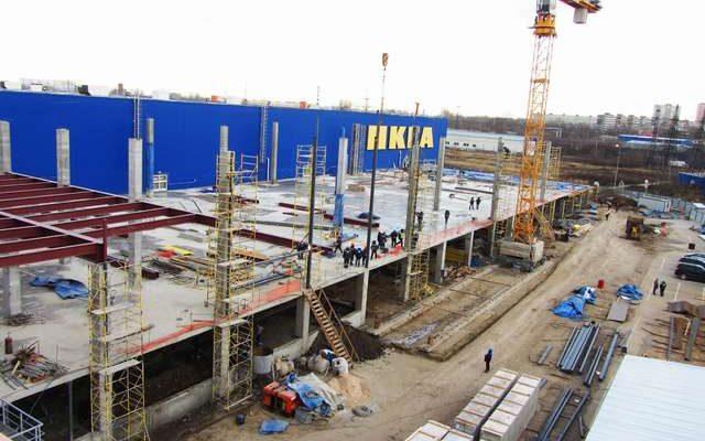 ИКЕА не будет строить магазин на Каширском шоссе
