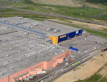 Перенос даты открытия IKEA в Челябинске: магазин построят к 2023 году