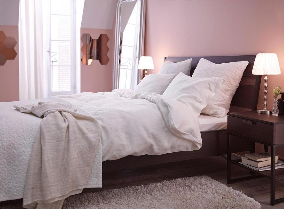 Каркас кровати ИКЕА Трисил